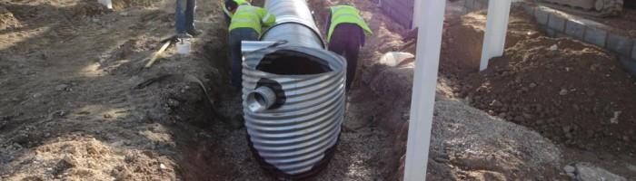drainage GSL