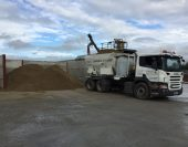 Ready Mix Concrete Yard Canterbury