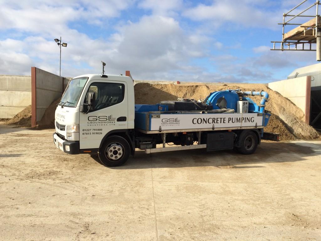 Canterbury concrete pump